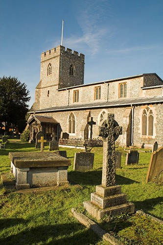 St Giles Church Chalfont St Giles England