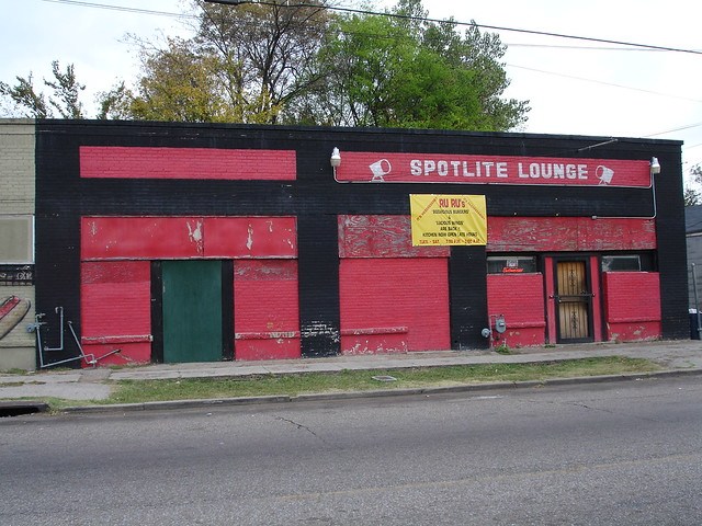 Spotlite Lounge, Greenville MS