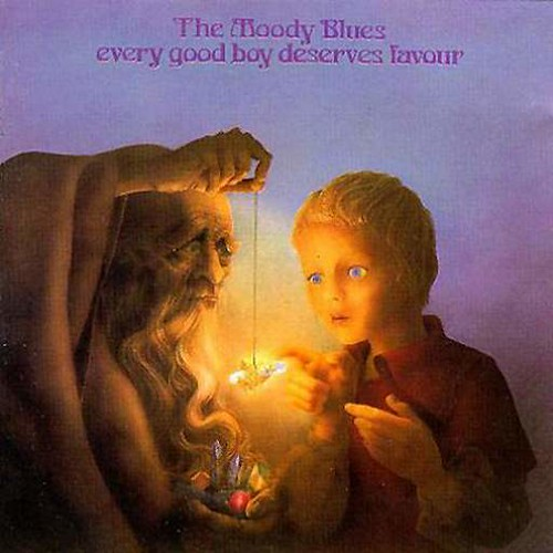 The Moody Blues The Other Side Of Life Tour