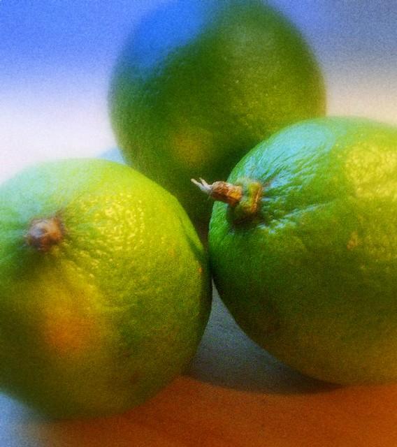 lime in color, Fujifilm FinePix F455