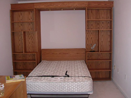 Cool Murphy Bed furniture by Dragon Weaver