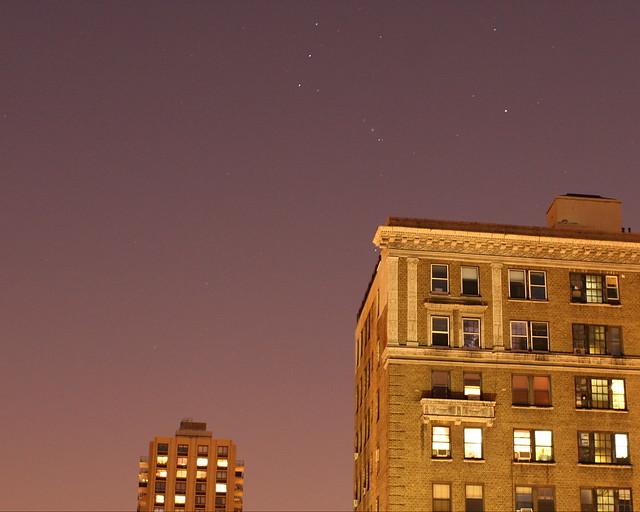 My first long exposure night shot