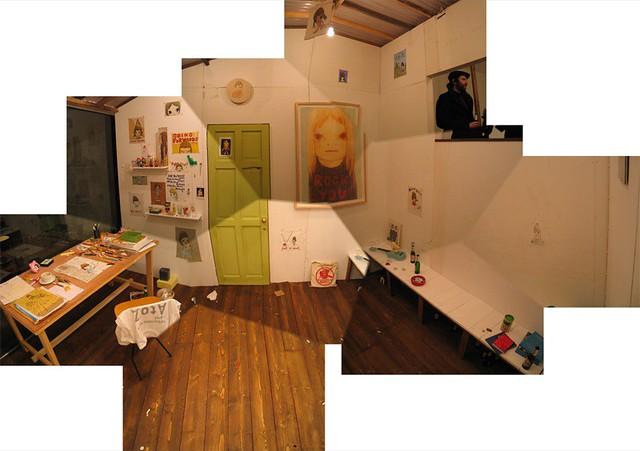 Yoshitomo Nara Studio