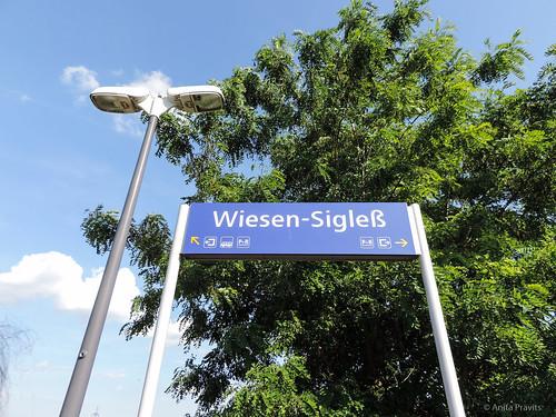 Station Wiesen-Sigleß