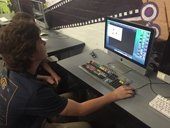 Teen Producers Project Summer 2015