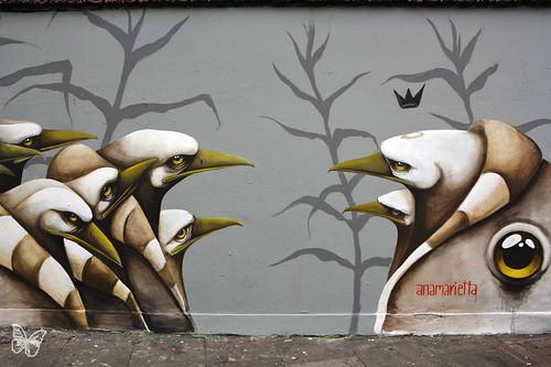 Ana Marietta - London Streets