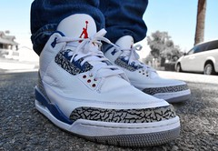 2011 Jordan True Blue III