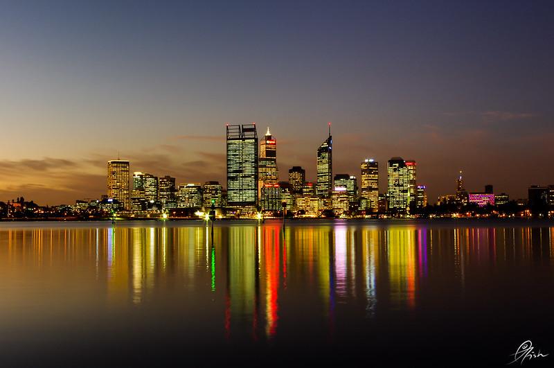 南國的日子 西澳 - 伯斯