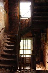 Stairwell To The Morgue