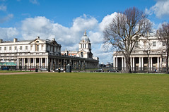 The Old Naval College Greenwich