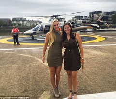 British Grand Prix 2015: <b>Celebs</b> out in force at Silverstone as pole-sitter <b>...</b>