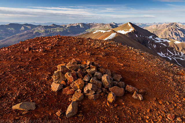 Redcloud Summit & Sunshine