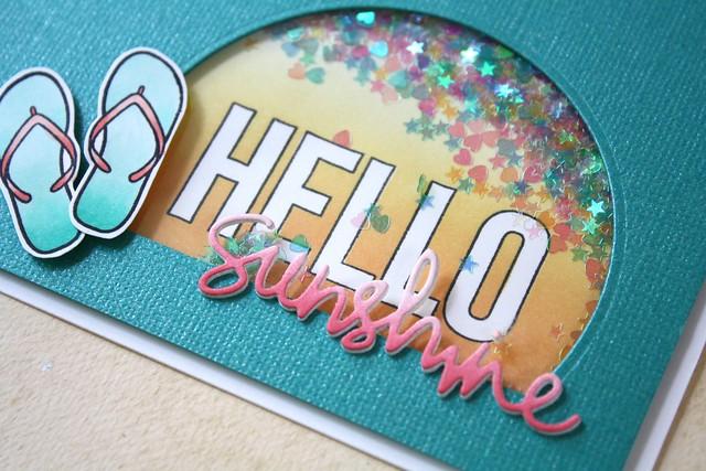 SSS-August Card kit