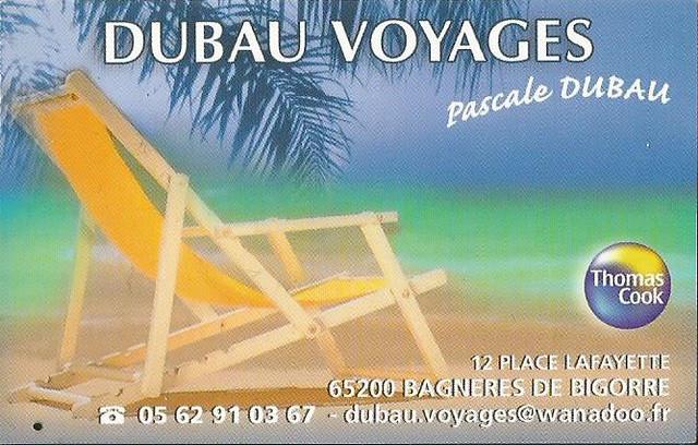 dubau voyage