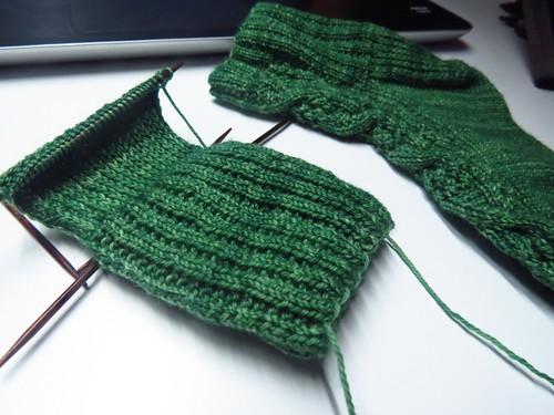 wip: SpringTastic Socks