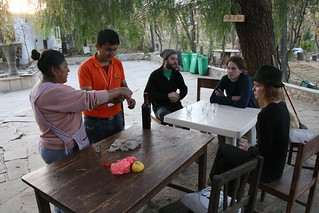 Wine Tour.  Tarija, Bolivia.