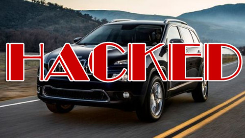 Jeep HACKED - Anyone Driving A Cherokee Is In Danger