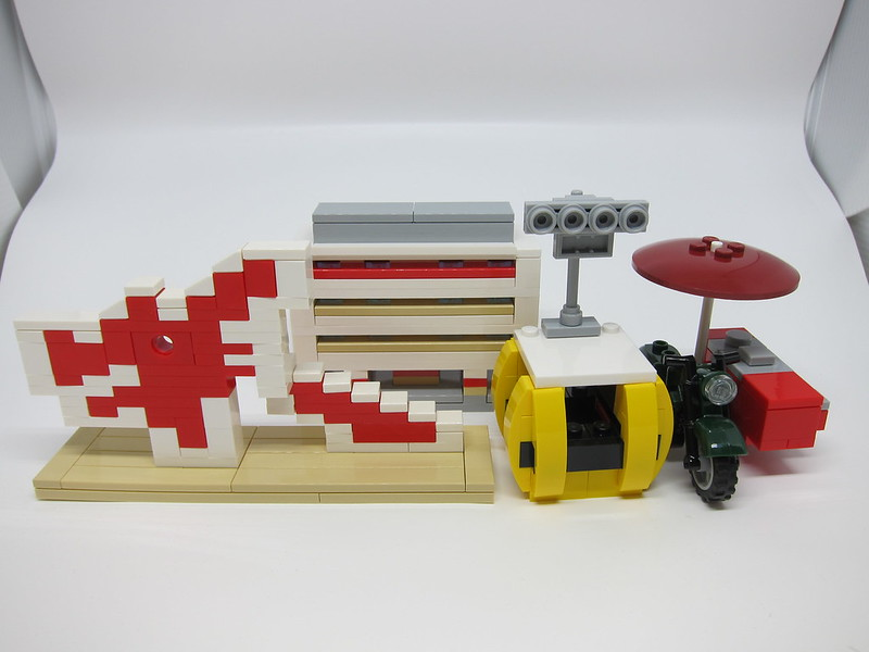 LEGO SG50 Singapore Icons Mini Builds