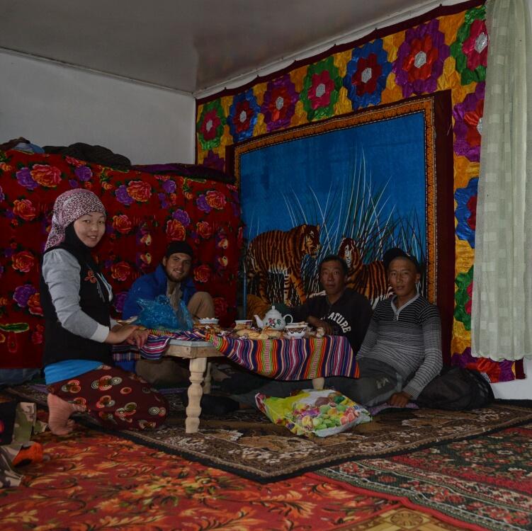 Kyrgyzstan hospitality