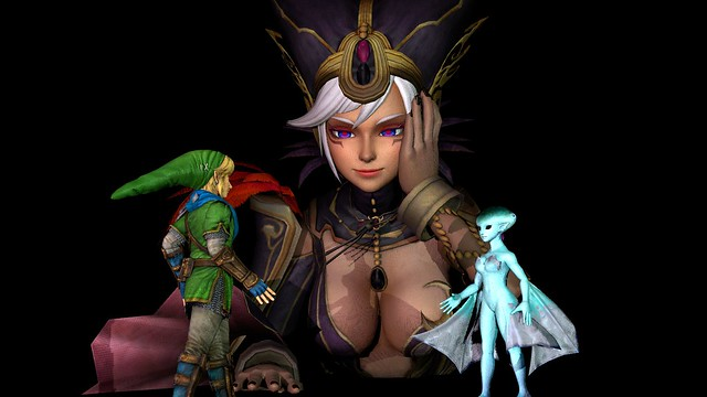 Hyrule Warriors Player Models Made Available For Garry's Mod | One