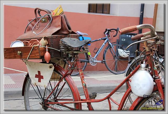 5 Exposición de bicicletas antiguas