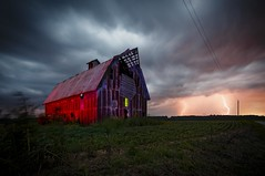RBG Barn Storm