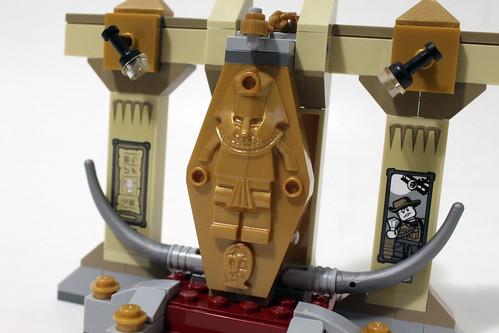 LEGO Scooby-Doo Mummy Museum Mystery (75900)