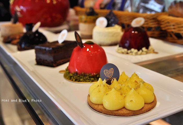 金心盈福法義式甜點31