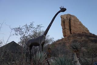 Image of  Vingerklip. namibia africa vingerkliplodge vingerklip