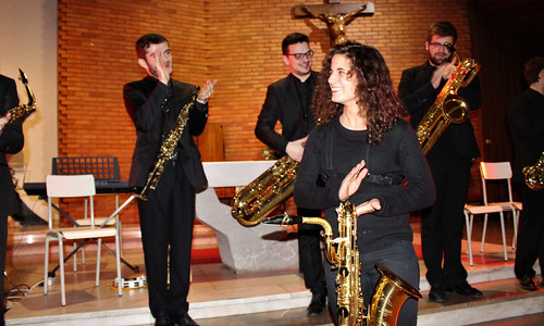 Vento do Norte Ensemble de Saxofones da ESMAE e Escola de Música da Ass. Leões do Ramalho