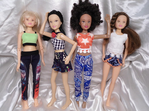 EverGirl Teen Tween fashion dolls