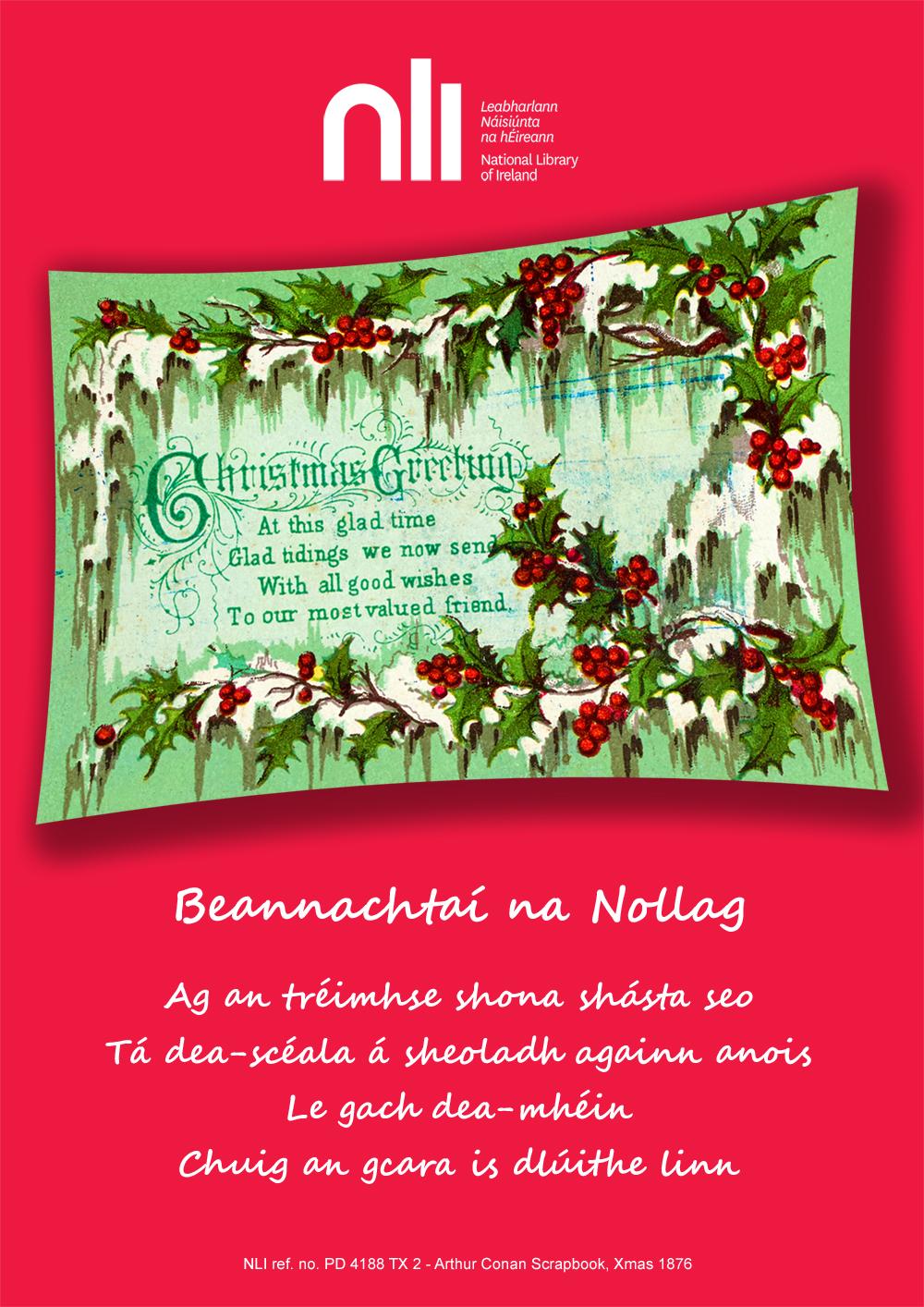 Blessings of Christmas - Beannachtaí na Nollag