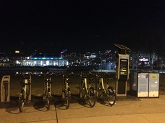 While I was away, the Mayor of Seattle announced he was canceling bike share. It's been nice knowing you, Pronto.