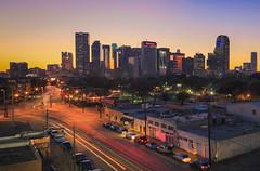 Dallas FF Sunset