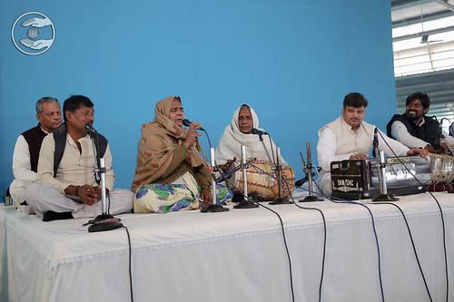 Devotional song by Mata Sundari and Saathi from Karkar Model