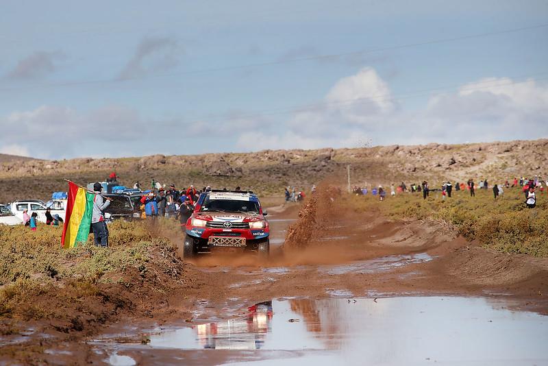 DAKAR RALLY 2017:.PARAGUAY-ARGENTINA-BOLIVIA-ARGENTINA-..