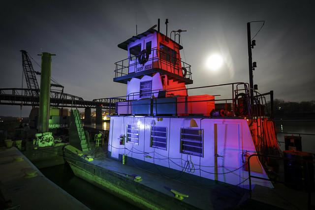Lunar River Boat RGB II