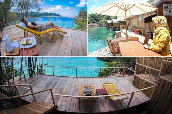 Kimaboe Lagoon Cottage & Villa 2