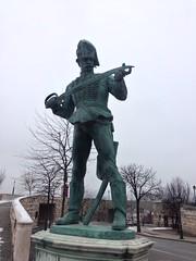 Old Hussar (Öreg Huszár), Buda