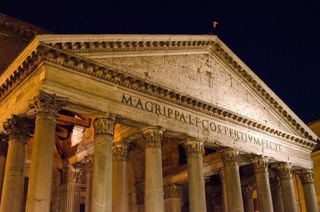 20150517-Rome-Pantheon-at-Night-0060