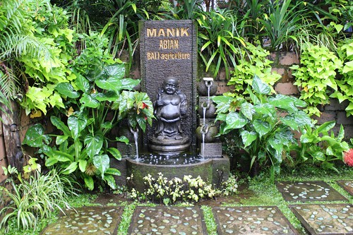 Buddha Statue at Manik Agriculture Gardens, a place that provides coffee and tea sampling!