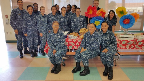 USS Pearl Harbor Sailors Participate in 'Operation Pals'