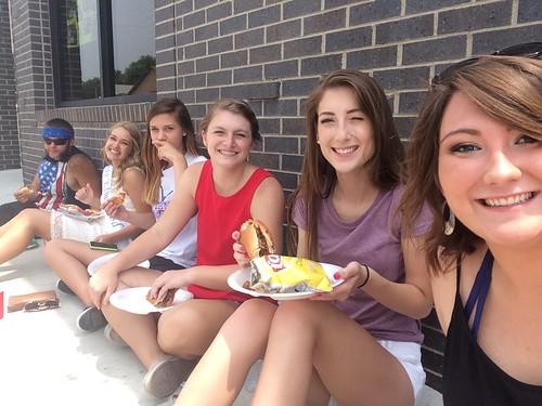 Z Crew: the lunch crew