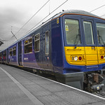 Class 319362 Northern Rail Electrics Ex London Reject at Preston 25.06.2015 PhotoShoot