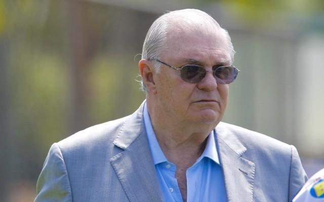 Presidente do Cruzeiro diz que n�o falou sobre multa rescis�ria com Luxa e Tinoco
