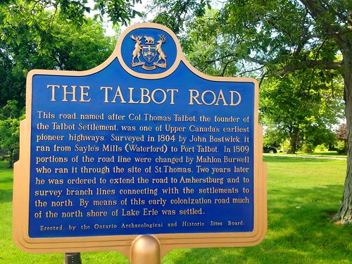 The Talbot Road