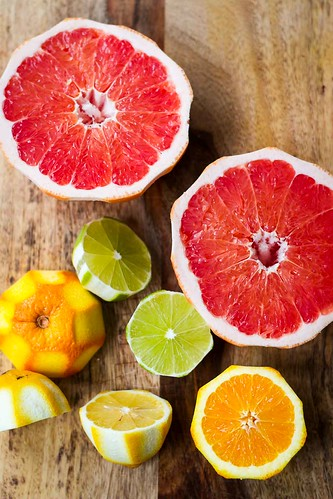 Citrus for tonic water