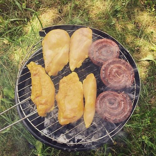#hunger #foame #food #bbq #bayern #schmelzen #chicken #warm #relax #romanianstyle