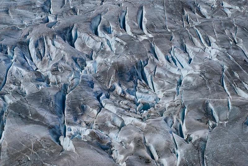 Cracked ice - Märjelensee