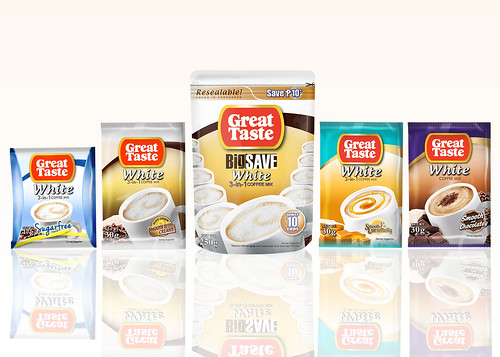 Great Taste White - Choose Great Win Great Raffle Promo